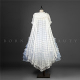 Little Mermaid Classic Lolita Cape