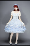 Little Mermaid Classic Lolita OP Dress
