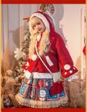 Jingle Bells Christmas Sweet Lolita JSK