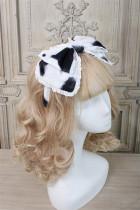 Alice Girl -Bud Cow- Sweet Lolita Headbow