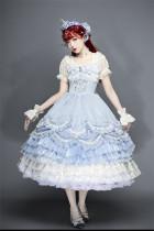 Little Mermaid Classic Lolita OP Dress