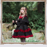Rozen Maiden Sweet Lolita OP Dress