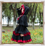Rozen Maiden Sweet Lolita Cape and Waistband