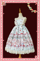 Infanta -Forest Tea Party- Sweet Lolita JSK