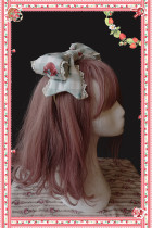 Infanta -Forest Tea Party- Sweet Lolita Headbow