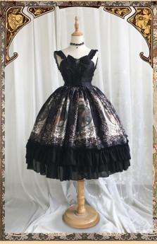 Neverland -Mucha- Classic Lolita JSK