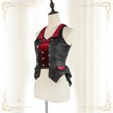 Immortal Thorn -Emmontiva- Ouji Lolita Vest
