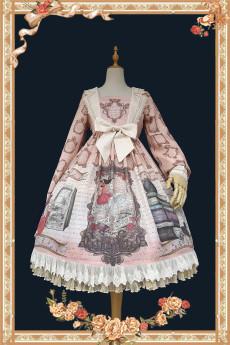 Infanta -Song of Mother Goose- Sweet Lolita OP Dress