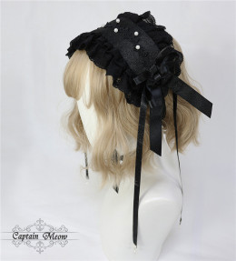 Captain Meow -Daylight Dream- Lolita Accessories