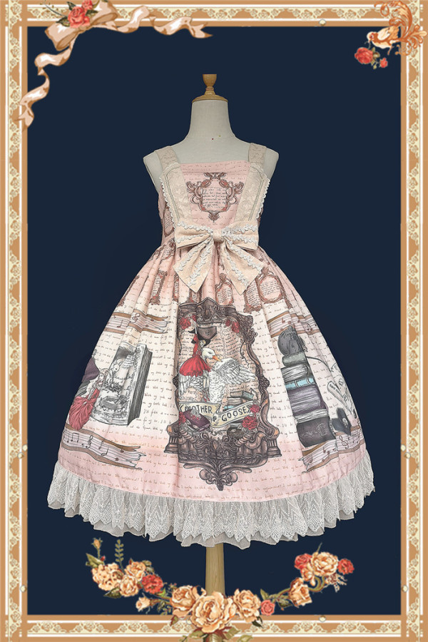 Infanta -Song of Mother Goose- Sweet Lolita JSK