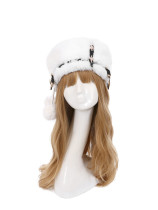 To Alice -The Gift of Angel- Lolita Hat and Neck Warmer