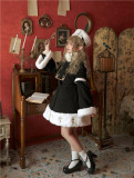 To Alice -The Gift of Angel- Lolita OP Dress and Short Coat Set