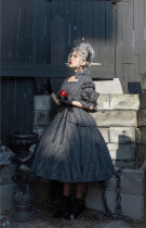 A Letter from Mossy Classic Casual Lolita OP Dress