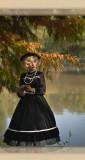 Sweety Honey -Alberta- Vintage Classic Lolita OP Dress