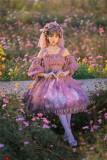 Nineodes -Flower in the Mirror- Classic Princess Lolita JSK