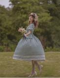Camellia Girl Vintage Classic Lolita OP Dress
