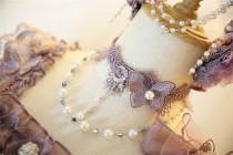 Nineodes -Flower in the Mirror- Lolita Accessories