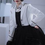 Mordanluna -Bloody Battle- Ouji Lolita Short Jacket