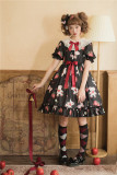 Strawberry and Bear Sweet Lolita OP Dress
