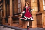 Kiyana -Magic Book- Classic Lolita JSK and Cape