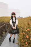 Miss Point -Song of Joy- Vintage Classic Lolita JSK