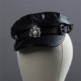 Mordanluna -Bloody Battle- Ouji Lolita Hat and Brooch Chain