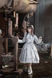 Withpuji -The Death- Ouji Lolita OP Dress