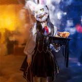 Withpuji -Degraded Magician- Ouji Poker Lolita Set