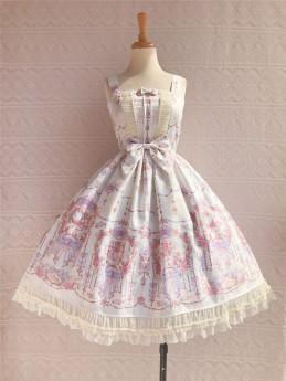 Yilia -Delicate Girl- Sweet Lolita JSK