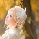 Another Walker -Countryside Girl- Classic Lolita Hat