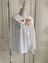 FaeriesDaffodil -Autumn Gift- Classic Embroidery Lolita Blouse