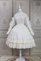 Alice Girl -The Cat Tracery Wall- Lolita Petticoat