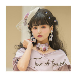 Time of Temple - Lolita Accessories
