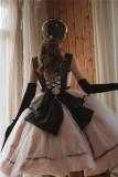 FaeriesDaffodil -Pink Girl- Classic Princess Lolita JSK