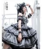Freesia -Magic Cross- Sweet Gothic Lolita JSK