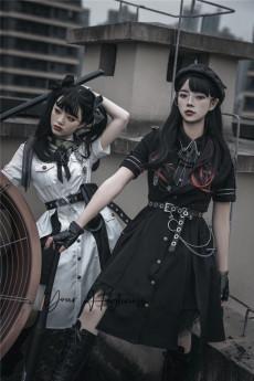 YourHighness -Mega Snake 2.0- Ouji Lolita OP Dress