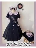 Gift for NaNa Sweet Casual Lolita OP Dress