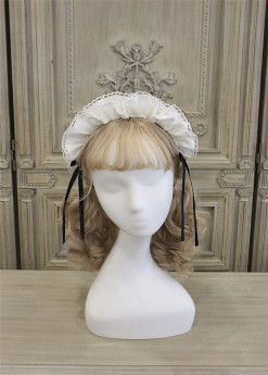 Alice Girl -Ellie Housekeeper- Classic Lolita Headwear