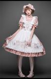 Shamil Classic Countryside Lolita OP Dress
