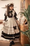 Alice Girl -Ellie Housekeeper- Classic Lolita OP Dress