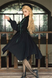 Butterbeer Studio -The Witcher- Gothic Lolita OP Dress