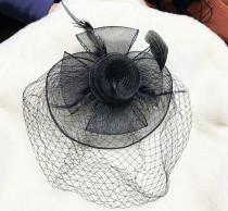 Fantasy -Miss Hurley- Classic Lolita Hat