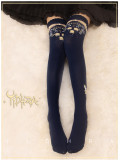 Yidhra - Qi Lolita Stocking for Spring and Autumn
