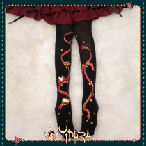Yidhra -Scattered Stars- Lolita Tights for Spring and Autumn