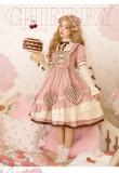 Little Cherry - Sweet Lolita OP Dress