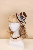 Alice Girl -Peppermint Chocolate- Sweet Lolita Accessories