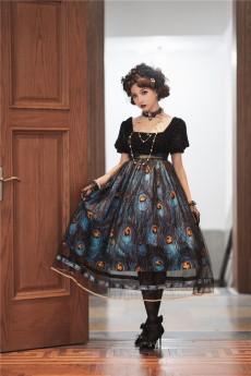 Bird of Juno Classic Lolita JSK and OP Dress
