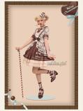 Alice Girl -Peppermint Chocolate- Sweet Lolita OP Dress