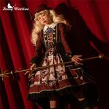 Puppy Band - Sweet Lolita OP Dress