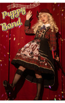 Puppy Band - Sweet Lolita OP Dress